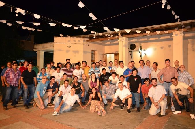 The whole crew!